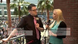 Greg Reacts to the Big Batman v Superman News - Comic Con 2014