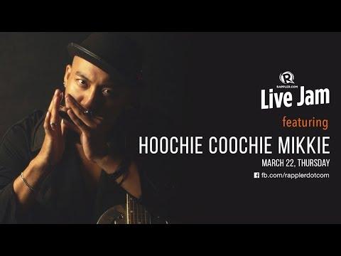 Rappler Live Jam: Hoochie Coochie Mikkie