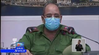Chequea Grupo Temporal de Trabajo situación epidemiológica en Cuba