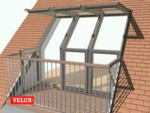 download youtube mp3 velux cabrio balcony system first look review. Black Bedroom Furniture Sets. Home Design Ideas
