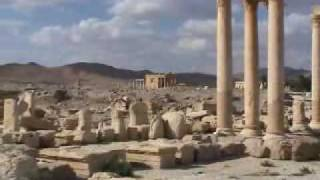 Impressions of Maalula and Palmyra