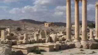 Impressions of Maalula and Palmyra