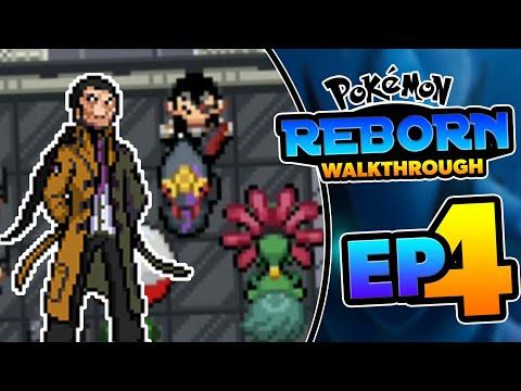 DEFEATING TEAM METEOR!? - POKEMON REBORN GAMEPLAY WALKTHROUGH EPISODE 4!!