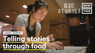 Chef Uses Food to Spark Dialogue About Asian American Issues | Her Stories | NowThis