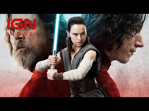 connectYoutube - Japanese Last Jedi Viewers Can Choose Between Light and Dark Side Special Effects - IGN News