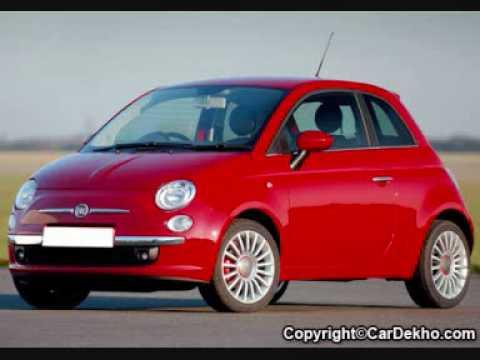 Fiat 500- Exclusive pics