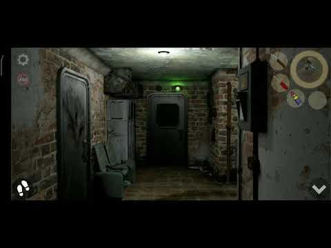 Estou Preso em um Bunker !! The Bunker Scape