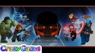 #LEGO MARVEL's Avengers Complete Walkthrough 100% Story Mode (4K)