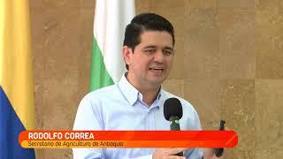 500 mil millones de pesos en créditos para campesinos de Antioquia - Telemedellín