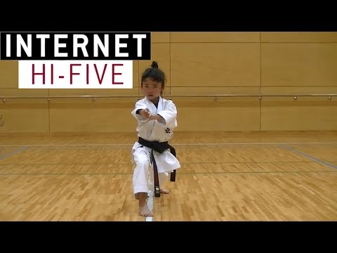 Ninjas || Internet High-Five