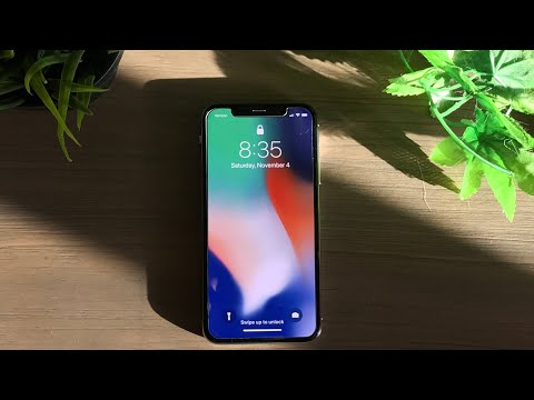 1 Week With the iPhone X