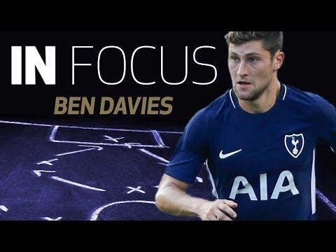 IN FOCUS | Ben Davies vs Newcastle United