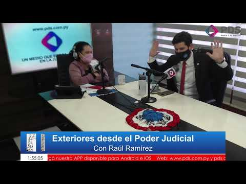 Invitado- Martín Muñoz- Presidente del Gremio de Defensores Públicos