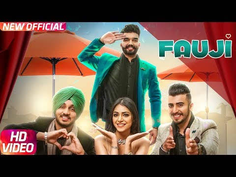 Fauji-The Landers Full HD Video Song With Lyrics