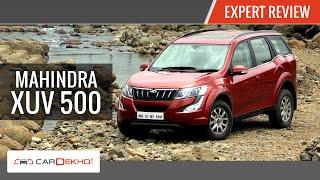 NEW AGE MAHINDRA XUV 500 EXPERT REVIEW | CarDekho.com