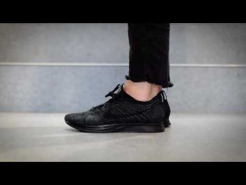 8ba0a4814c00 ... Download youtube to mp3  Nike Flyknit Racer Triple Black