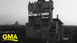 'Ride' Disney's Tower of Terror this Halloween in this haunting video