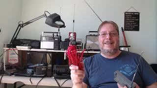 Shortwave radio tip 32 Get more signals with wire antenna
