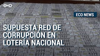Nuevo escándalo por irregularidades dentro de la Lotería Nacional de Panamá | Eco News
