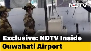 New Rules For Air Travel: NDTV's Ground Report From Guwahati Airport - NDTV