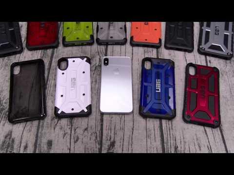 iPhone X UAG Case Lineup