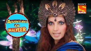 भयंकर परी ने दिया बालवीर को चुनौती   Adventures Of Baalveer - SABTV