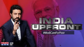 PM Narendra Modi lays out priorities, Lazer-like focus on the poor? | India Upfront - TIMESNOWONLINE