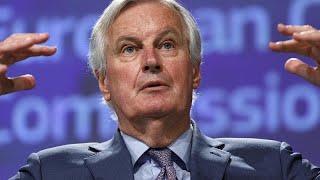 Michel Barnier califica las negociaciones post Brexit de