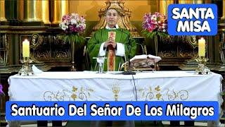 Iglesia De Las Nazarenas Santa Misa Santuario Del Señor De Los Milagros Eucaristía y Oración