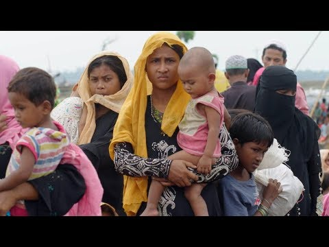 An unprecedented humanitarian crisis unfolding in Bangladesh: Part 1