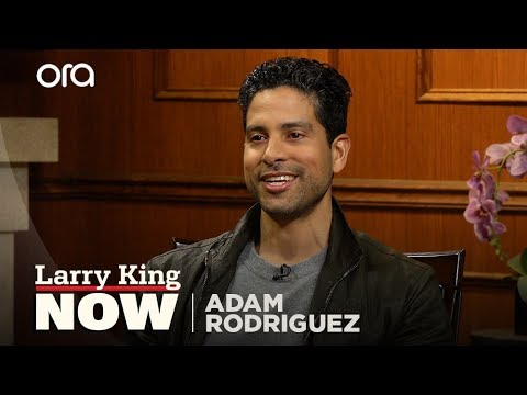 connectYoutube - Adam Rodriguez: Why procedurals don't win awards