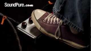 Klon KTR vs. Klon Centuar Silver Edition - Klon Pedal Comparison