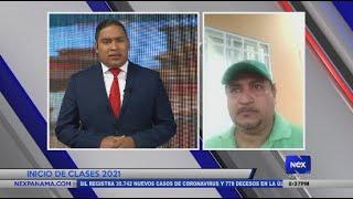Entrevista a Eddy Pinto, Asoc. De Educ. de San Miguelito
