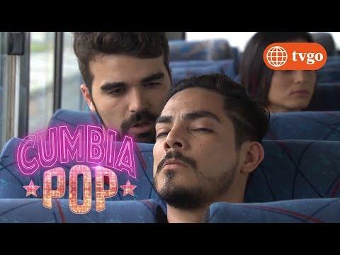 connectYoutube - ¡Mauro se escapa de la policia engañando a Jonathan! - Cumbia Pop 16/01/2018