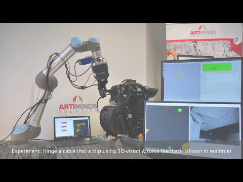 DexBuddy – Dexterous Robotic Co-Worker