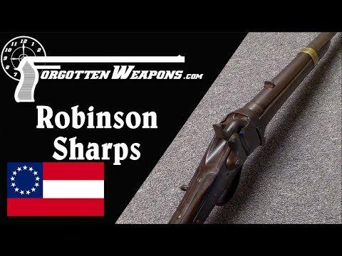 connectYoutube - SC Robinson Confederate Sharps Carbine