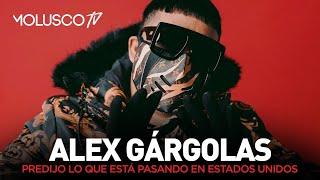 EXCLUSIVA- Alex Gárgolas explica como predijo 4 días antes lo que paso HOY en Estados Unidos ????