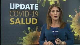 Update COVID-19 Salud: