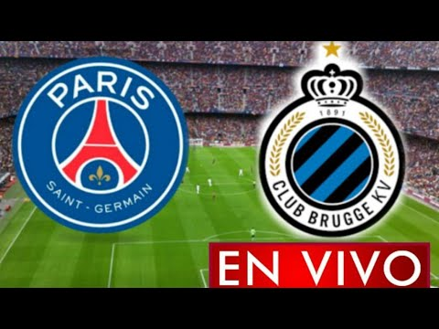 Donde ver PSG vs. Brujas en vivo, por la Jornada 1, Champions League 2021