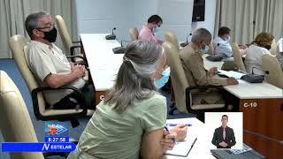 Analiza Gobierno de Cuba temas de la actualidad nacional con autoridades regionales