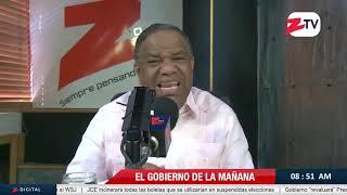 Díaz afirma un grupo no quiso elecciones porque el PLD