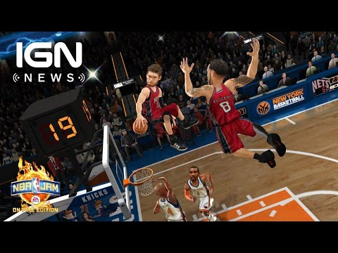 connectYoutube - NBA Jam Remake May Be in the Works - IGN News