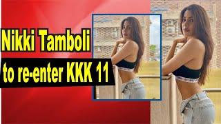 Nikki Tamboli to re-enter Khatron Ke Khiladi 11 ? - BOLLYWOODCOUNTRY