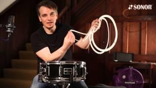 Sonor Gavin Harrison Protean Snare Drum
