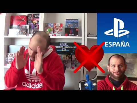 connectYoutube - ¡PLAYSTATION ESPAÑA SE HA ENAMORADO DEMASIADO DE MI! - Sasel