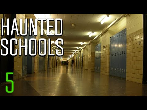 5 Creepy Schools that May Really Be Haunted