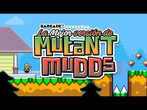 La MEJOR versión de Mutant Mudds