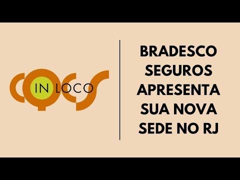 Imagem post: Bradesco Seguros apresenta sua nova sede no RJ