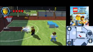 LEGO City Undercover (3DS): The Chase Begins - Walkthrough Part 3 - Undercover at Albatross Island