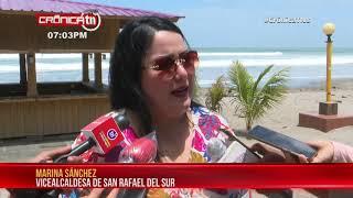 Impresionantes playas, hoteles y restaurantes en San Rafael del Sur – Nicaragua